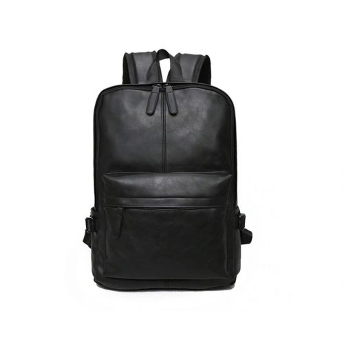 Aelicy High Quality Men Leather Backpack