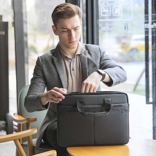 Mark Ryden Minimalistic Laptop Shoulder Bag